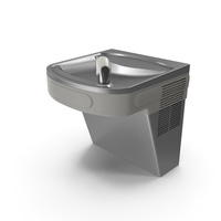 Drinking Fountain Elkay PNG & PSD Images