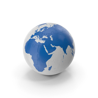 Earth Jigsaw Puzzle Globe PNG & PSD Images