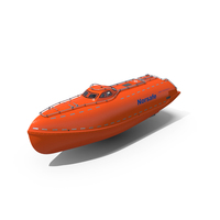 Electric Powered Lifeboat PNG & PSD Images