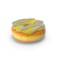 Banana Donut PNG & PSD Images