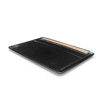 Black Leather Card Holder PNG & PSD Images