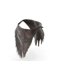 Bloody Rag Loincloth Fur PNG & PSD Images