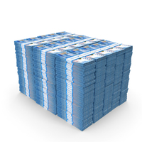 2000 Ruble Pack PNG & PSD Images