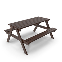 Park Table PNG & PSD Images