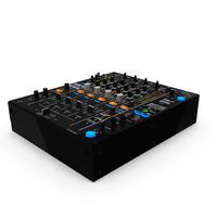 Digital DJ Mixer PNG & PSD Images
