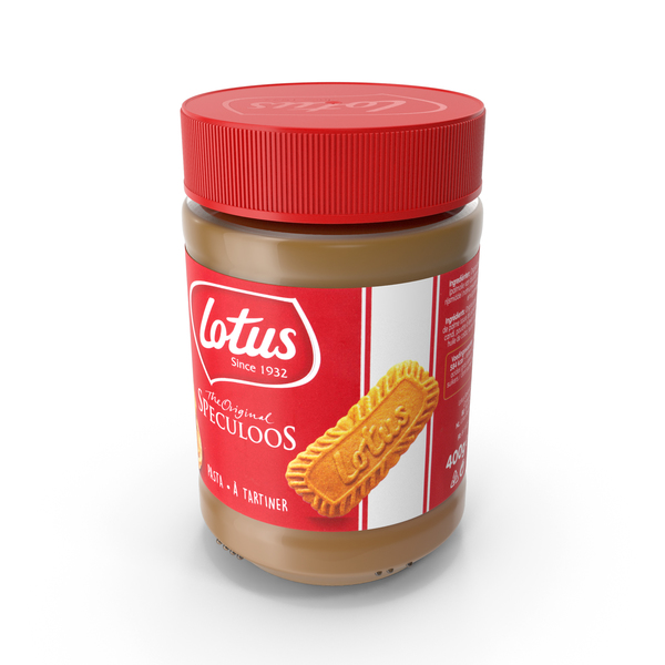 Speculoos Spread PNG & PSD Images