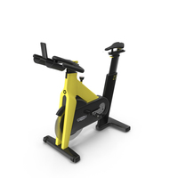 Cycle Technogym Bike PNG & PSD Images