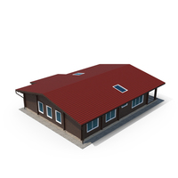 Wooden House PNG & PSD Images
