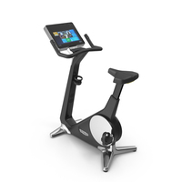 Bike Personal Technogym PNG & PSD Images