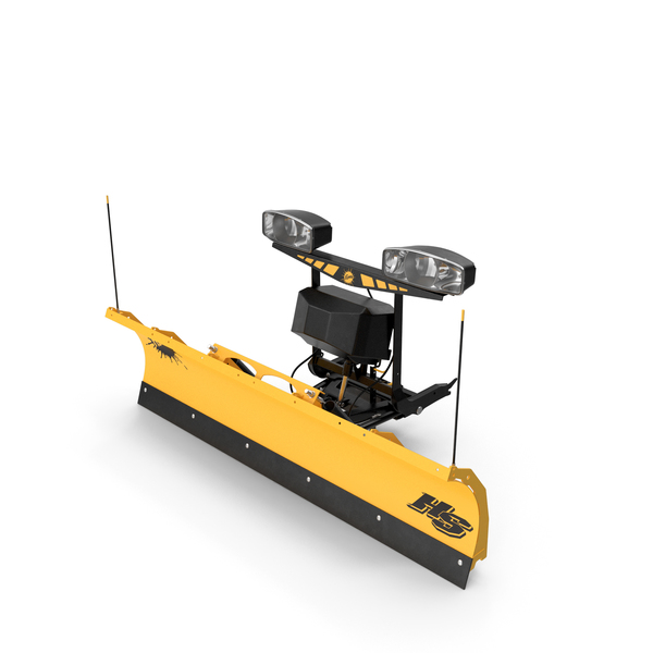 Fisher Storm Guard SnowPlow PNG & PSD Images