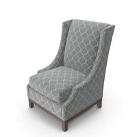 Lexington 7110 11 Greta Chair PNG & PSD Images