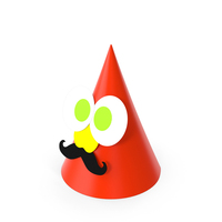 Funny Party Hat PNG & PSD Images