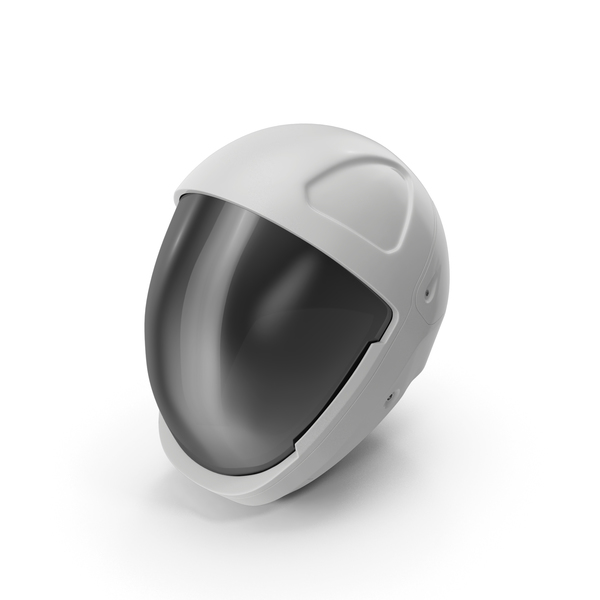 Futuristic Space Helmet PNG & PSD Images