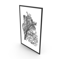Picture in a Frame PNG & PSD Images