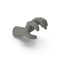 Glove Object Grip Pose PNG & PSD Images