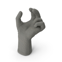 Glove Upwards Object Hold Pose PNG & PSD Images