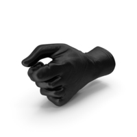 Glove Leather Thumb Object Hold Pose PNG & PSD Images