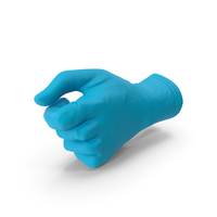 Glove Rubber Thumb Object Hold Pose PNG & PSD Images
