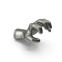 Glove Metallic Grip Pose PNG & PSD Images