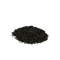 Black Tea Leaves PNG & PSD Images