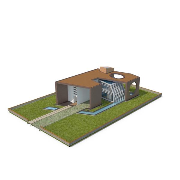 Villa Modern PNG & PSD Images