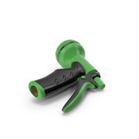 Garden Trigger Nozzle PNG & PSD Images