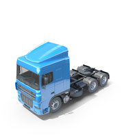 DAF XF 95 PNG & PSD Images
