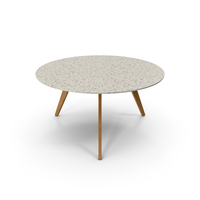 Manutti Torsa Round Table PNG & PSD Images