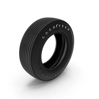 Goodyear Polyglas Tire PNG & PSD Images