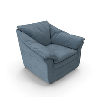 Muscat Armchair PNG & PSD Images