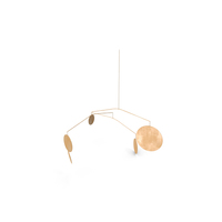 Brass Suspended Art PNG & PSD Images