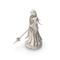 Wizard Statue PNG & PSD Images