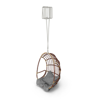 Wicker Swing PNG & PSD Images