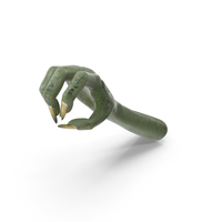 Creature Hand Object Grip Hold Pose PNG & PSD Images