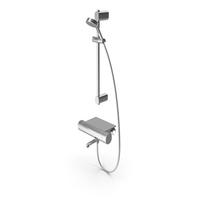 IKEA BROGRUND Shower Set System PNG & PSD Images