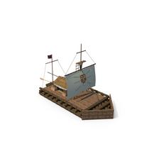 Raft Kon-Tiki PNG & PSD Images