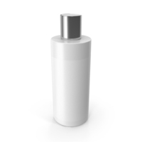 Cleansing Gel Bottle Close PNG & PSD Images