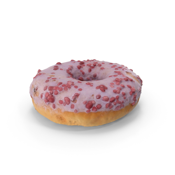 Blueberry Donut PNG & PSD Images