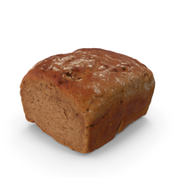 Small Rye Bread PNG & PSD Images