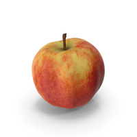 Jonagold Red Apple PNG & PSD Images