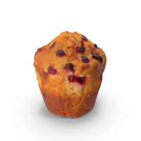 Blueberry Muffin PNG & PSD Images