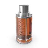 Hugo Boss Perfume PNG & PSD Images