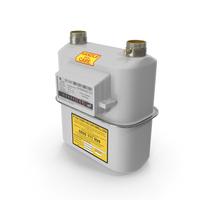 Gas Flow Meter PNG & PSD Images