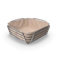 Bread Basket Beige PNG & PSD Images