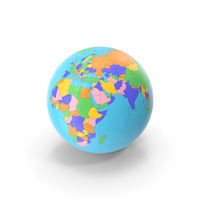 Globe Puzzle PNG & PSD Images
