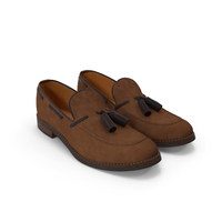 Loafers Brown PNG & PSD Images