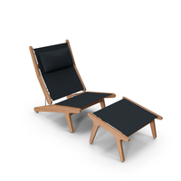 Bay Reclining Chair PNG & PSD Images