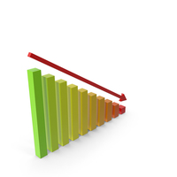 Graph Straight Down PNG & PSD Images
