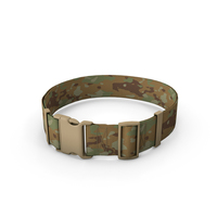 Army Belt Camouflage PNG & PSD Images