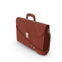 Leather Briefcase PNG & PSD Images